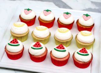 3 DifferentFruit Flavored Cupcakes You Can Make At Home