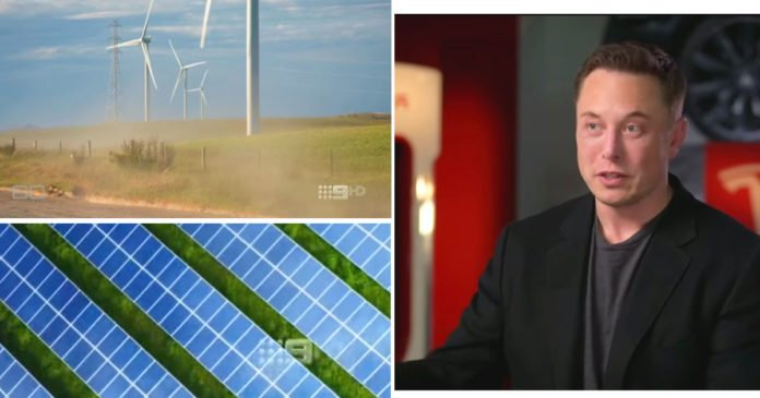 "Elon Musk States: Choose ""The Dark Ages"" or Renewables Energy!"
