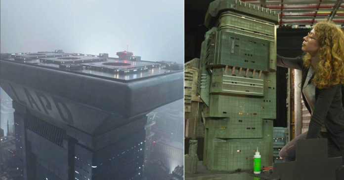 How The Practical Miniatures Blade Runner 2049 Was Created