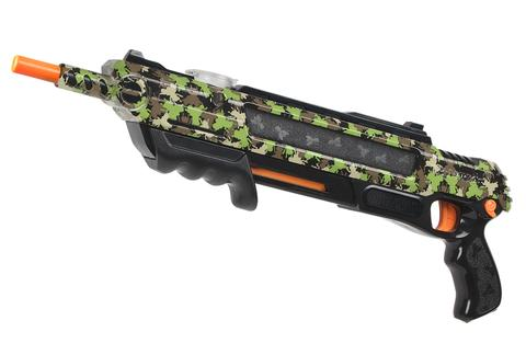 Salt Firing Shotgun Camofly