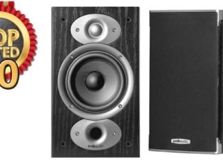 Top 10 Best Bookshelf Speakers 4+ Rated and Min 200 Reviews