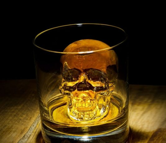 3d Skulls Formed Ice Cubes That Will Make You Remarkable