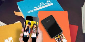 Bust Everyone! Polaroid ZIP Mobile Printer Prints in a minute