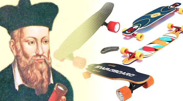 How Nostradamus Predicted The Best Skateboards. No, Really.