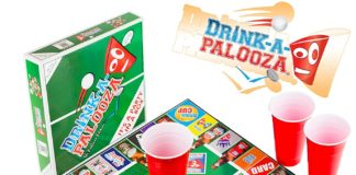 The Best Drinking Game Ever! DRINK-A-PALOOZA
