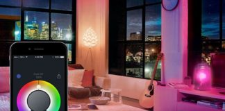 Adjustable Multicolor Wi-Fi Smart LED Light Bulb