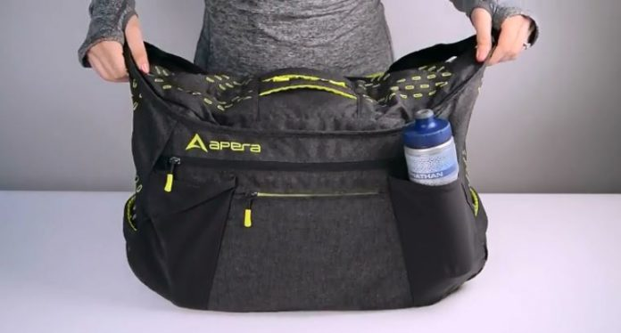 The Perfect GYM Bag! Apera Performance Duffel Bag