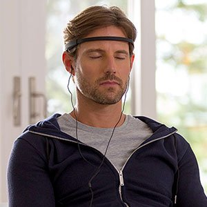 Brain Sensing Headband Personal Meditation Assistant