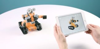Learning Robotic Building System Block