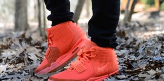 Love Red? Nike Air Yeezy 2 SP