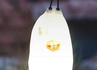 Luminoodle - The Original LED Light Rope for Camping