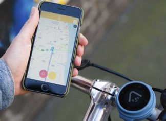 Navigation Device For Cyclists