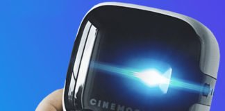 Standalone Mini Portable Cinema Projector With 32GB