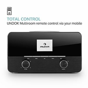 Wi-Fi Internet Radio Music Player
