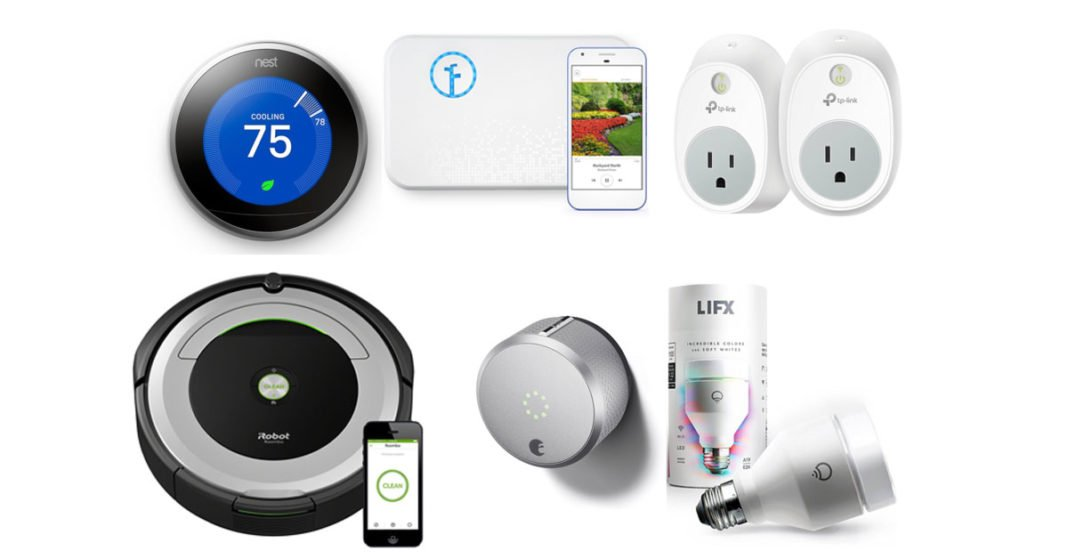 Best Smart Home Devices 2018 You Can Buy Online