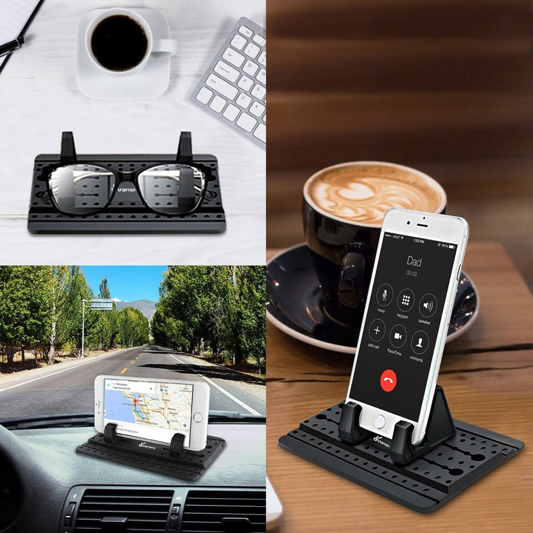 Multi-Functional Car Phone Holder
