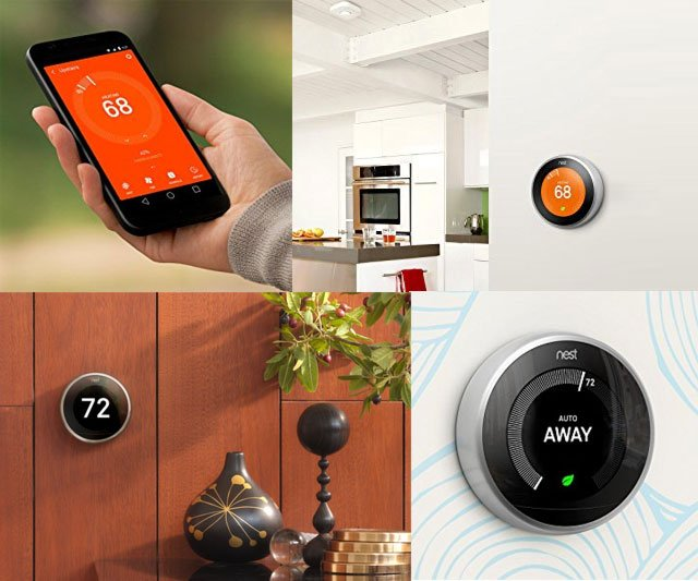 Smart Home Thermostat Works With Alexa