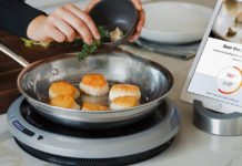 This Smart Cooking System Will Teach You To Cook Like A Chef!