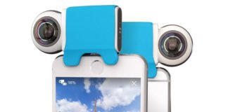 360 Degree Camera For iPhone And Ipad By Giroptic Io