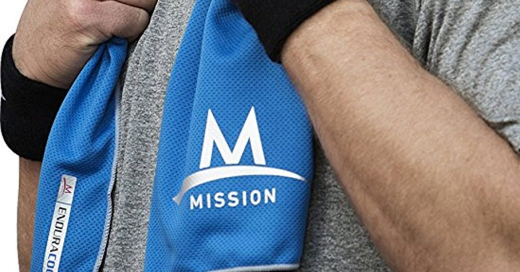 Cooling Towel Mission Enduracool Will Cool You Down!