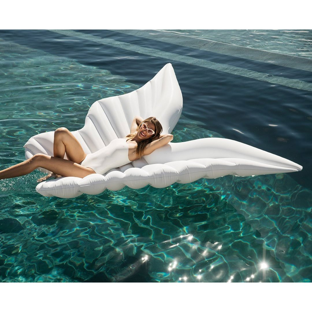Giant Inflatable Angel Wings Pool Float