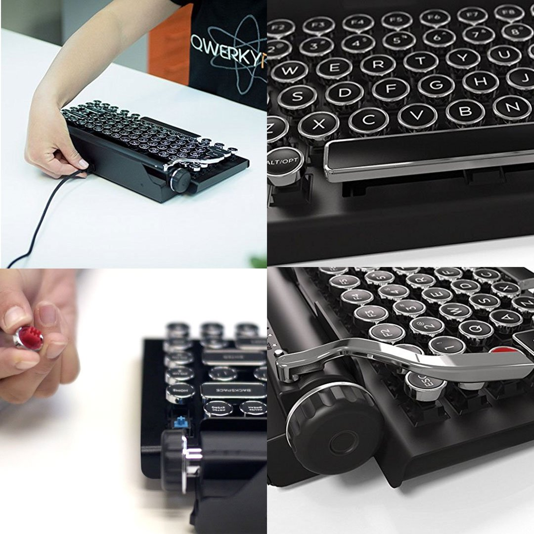 Mechanical Keyboard S Typewriter