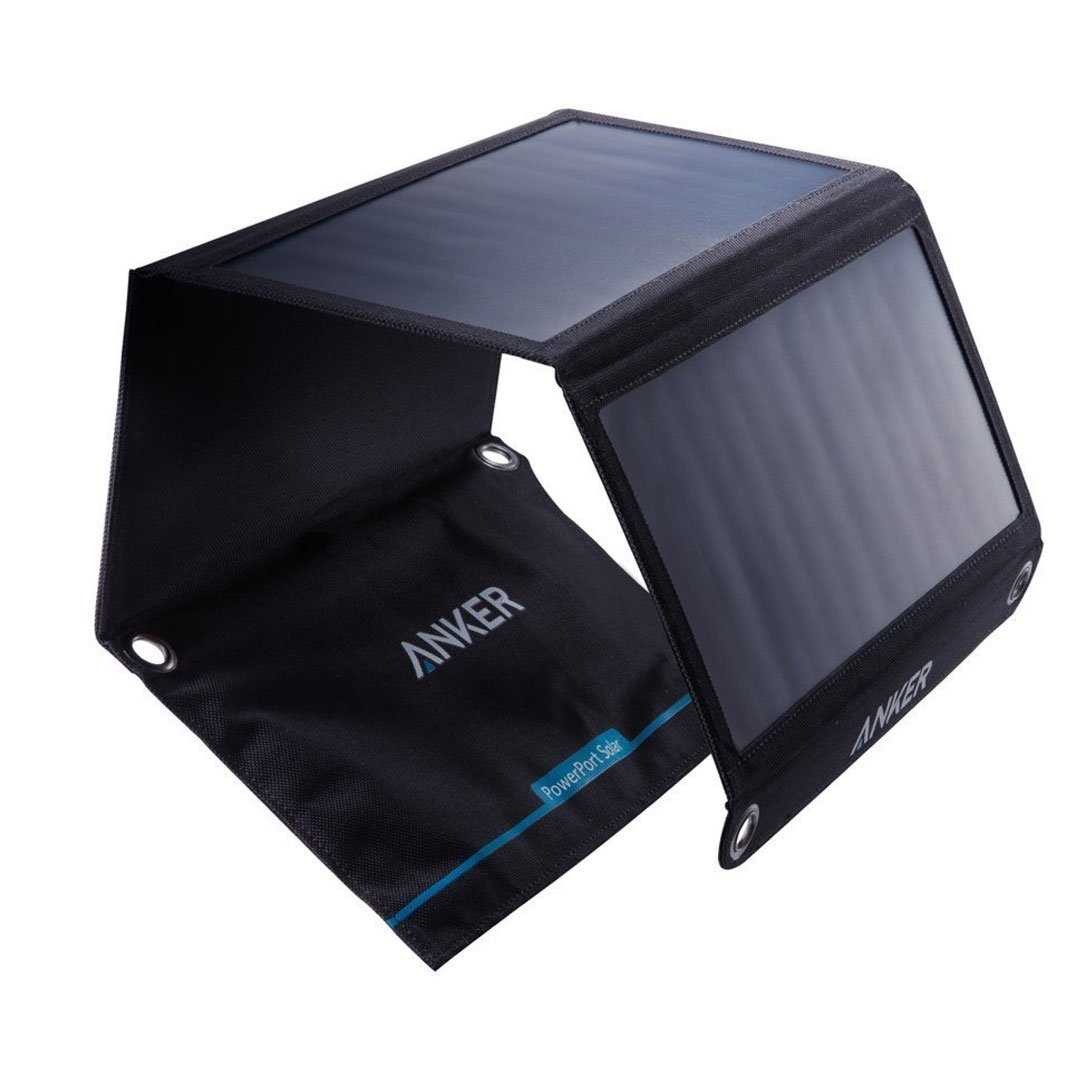 Smartphone USB Solar Charger