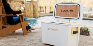 A Luxury Cooler With Great Design And Style