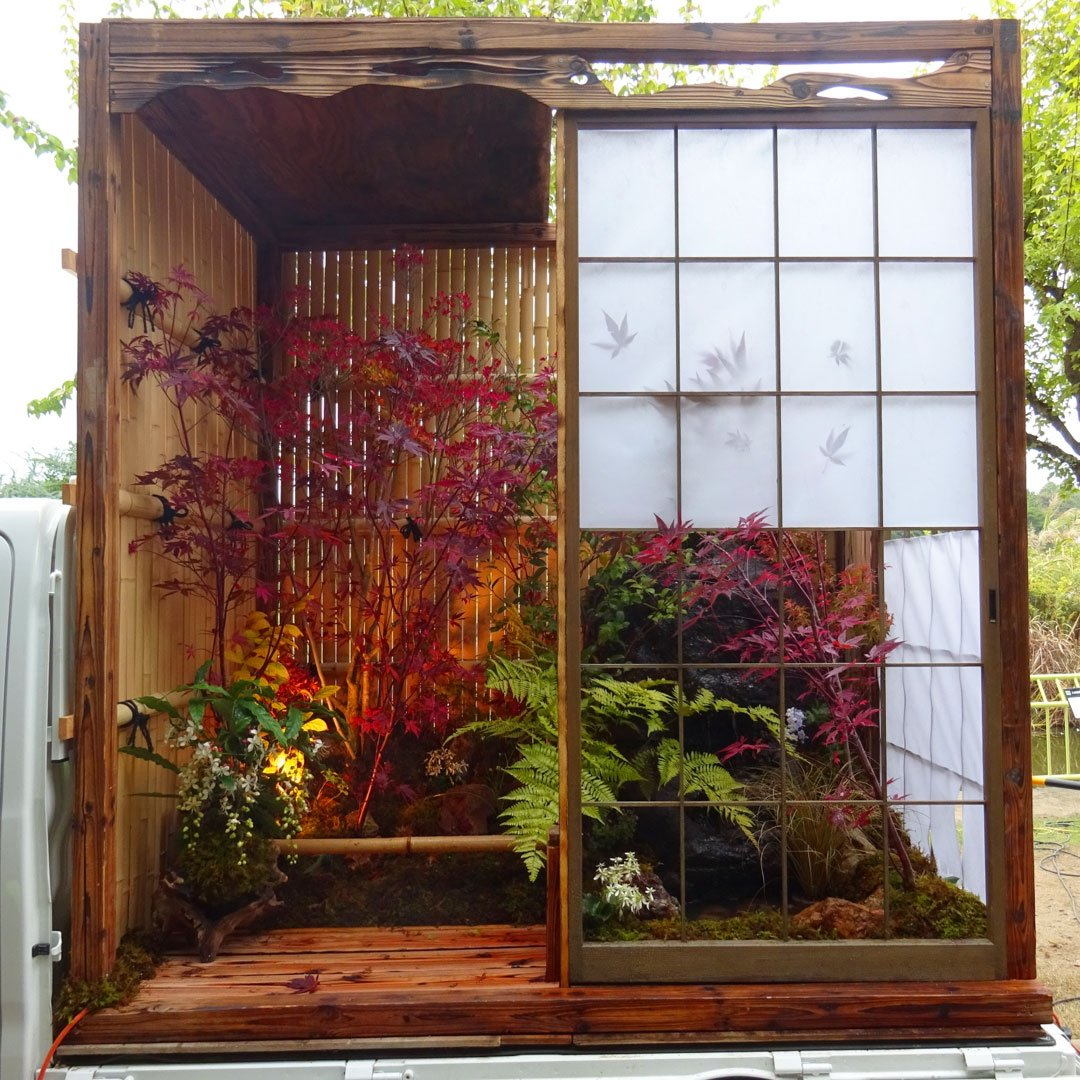 Japanese Mini Truck Gardens Contest