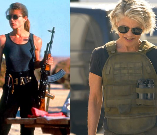 Sarah Connor Is Back In Terminator 6