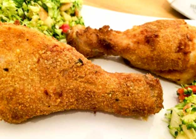 Air Fryer Chicken Drumsticks Recipe