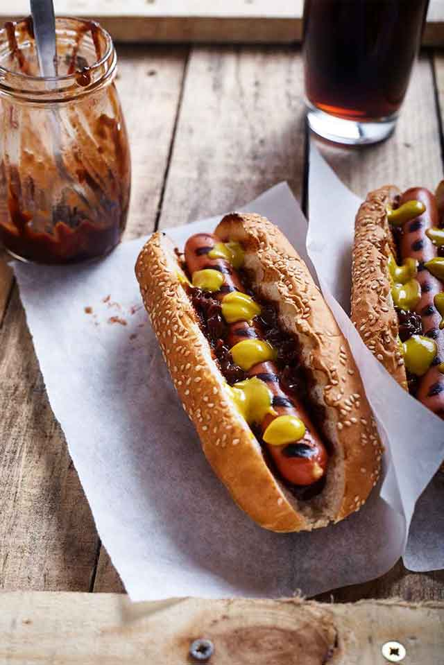 Air Fryer Hot Dogs Recipe