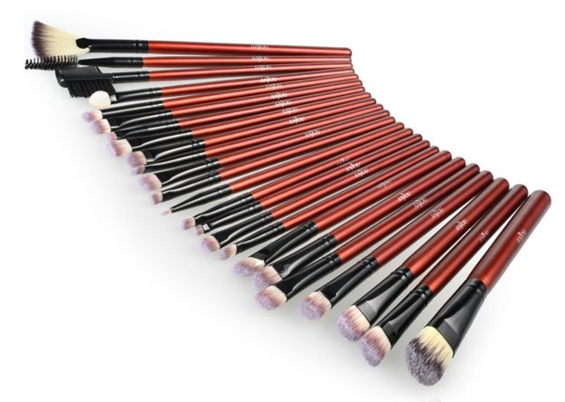 Anjou Makeup Brushes