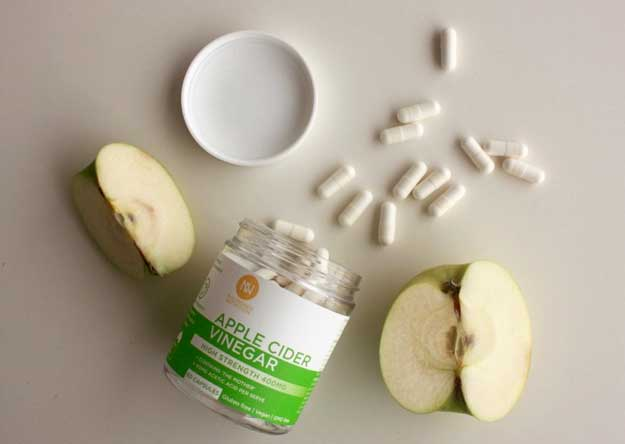 Apple Cider Vinegar Capsules Benefits