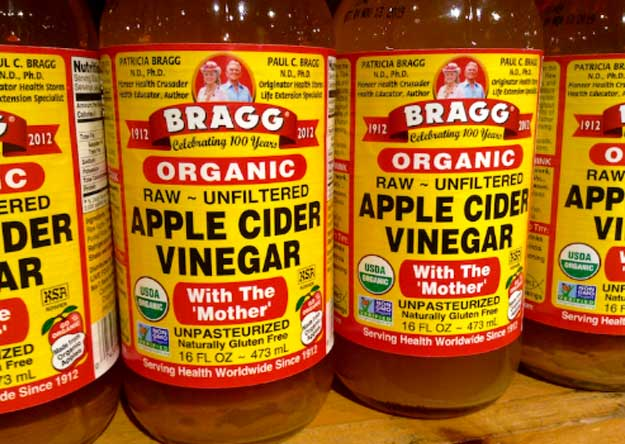 Apple Cider Vinegar Shots Benefits