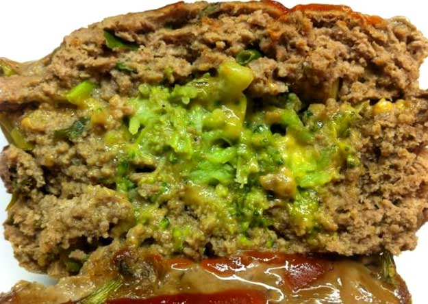 Broccoli Meatloaf Recipe
