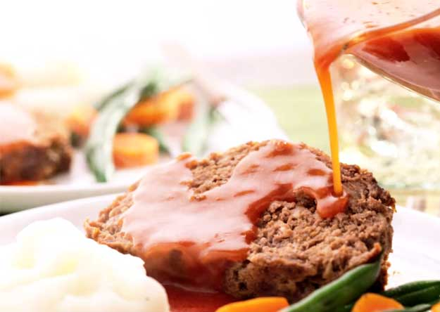 Campbell's Best Meatloaf Recipe
