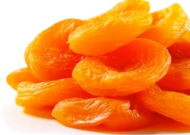 Can diabetics have dried apricot?