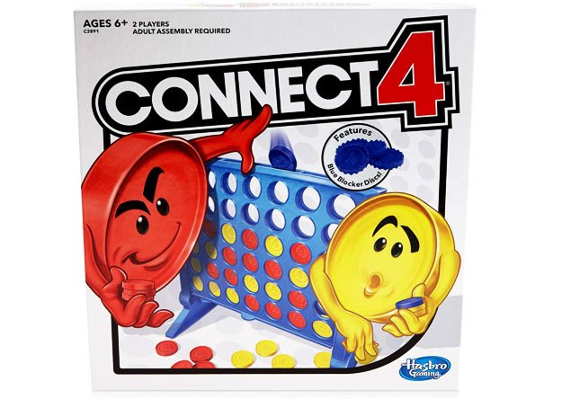 Connect 4 Retro Game