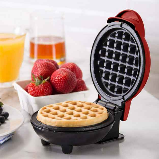 Dash Mini Maker: The Mini Waffle Maker Machine for Individual Waffles