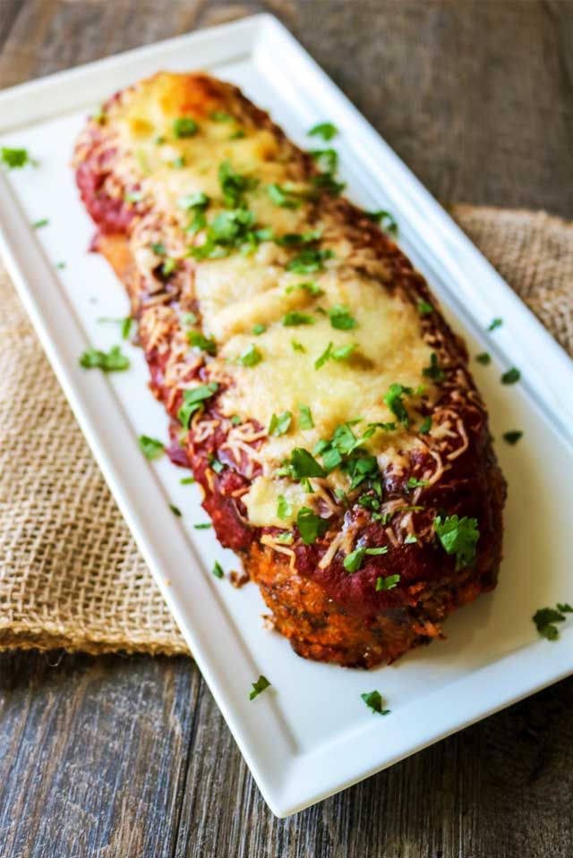 Easy Pizza Meatloaf Recipe