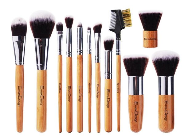 EmaxDesign Makeup Brush Set Professional