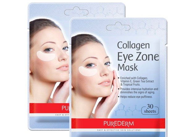 Eye Face Mask Collagen Pads