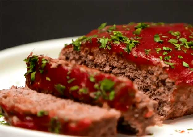 Flax-Boosted Meatloaf Recipe