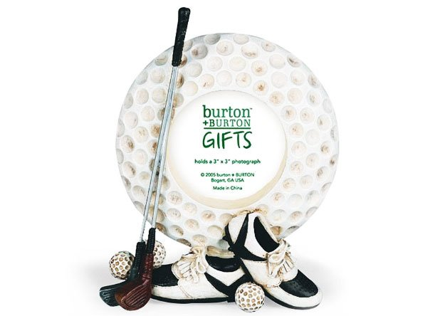 Golf Ball Picture Photo Frame Great Golfing Gift