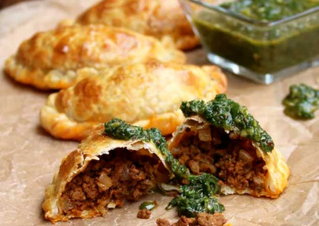 Ground Beef Empanadas Recipe