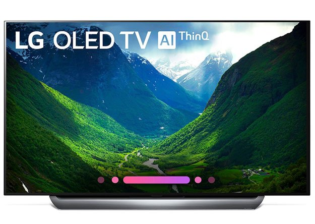 LG 65 Inches 4K Smart OLED TV OLED65C8PUA