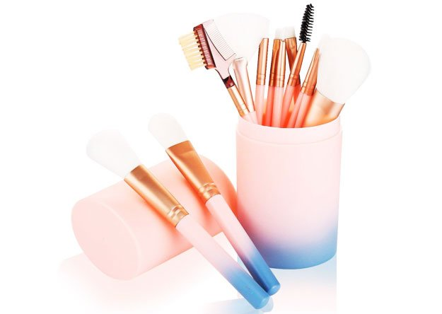 Lades Makeup Brush Sets