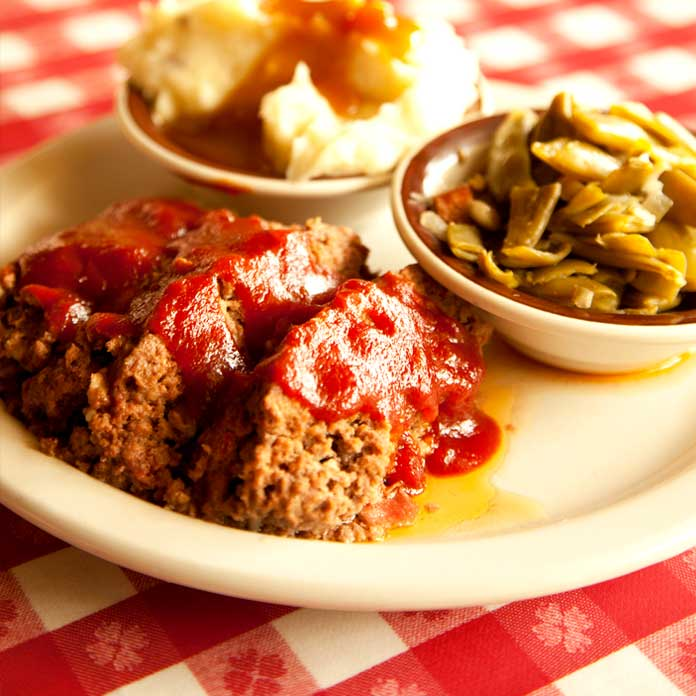 Loveless Meatloaf Recipe