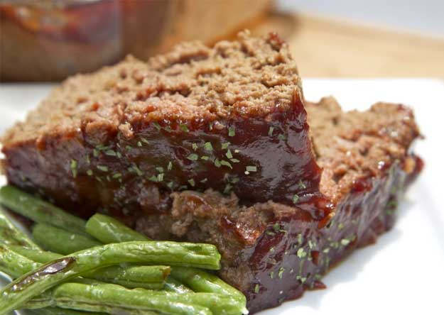 Man-pleasing Meatloaf Recipe